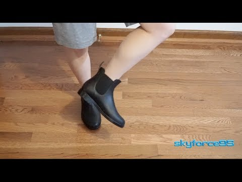 Colorxy Women's Chelsea Style Ankle Rain BootsReview