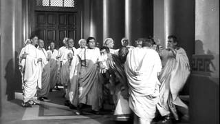 Julius Caesar Official Trailer #1 - James Mason Movie (1953) HD