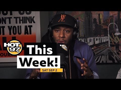 Yasiin Bey (Mos Def) gives his opinion, Master P vs. Kevin Hart on HOT97 This Week!