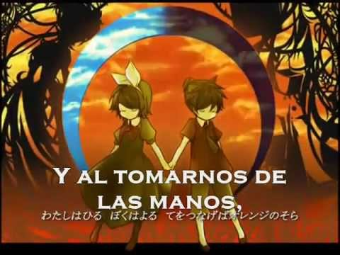 Kagamine Rin & Len - TwiRight Prank Sub Español