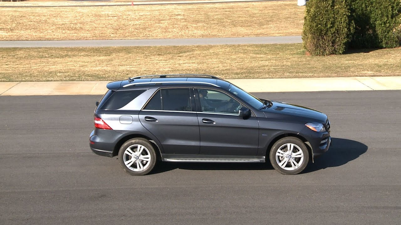 mercedes benz ml350 review consumer reports youtube