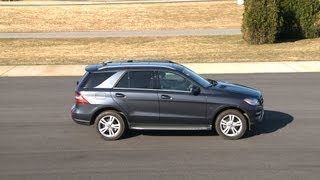 Mercedes-Benz ML350 review from Consumer Reports