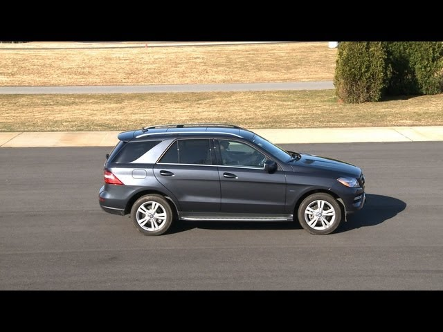 Mercedes Benz ML350 Review From Consumer Reports