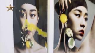RAW Solo Art Exhibition by Kaoru Kikuchi Seoul, South Korea
