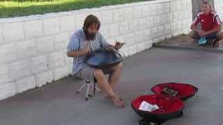 Ханг - необычный музыкальный инструмент