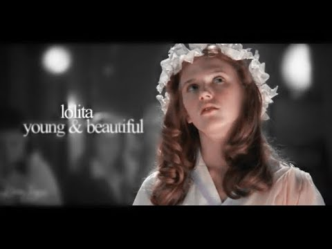 lolita; young and beautiful {edit}