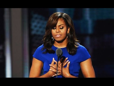 Michelle Obama DNC Speech: 'I Wake Up Every Morning In a House Built By Slaves'