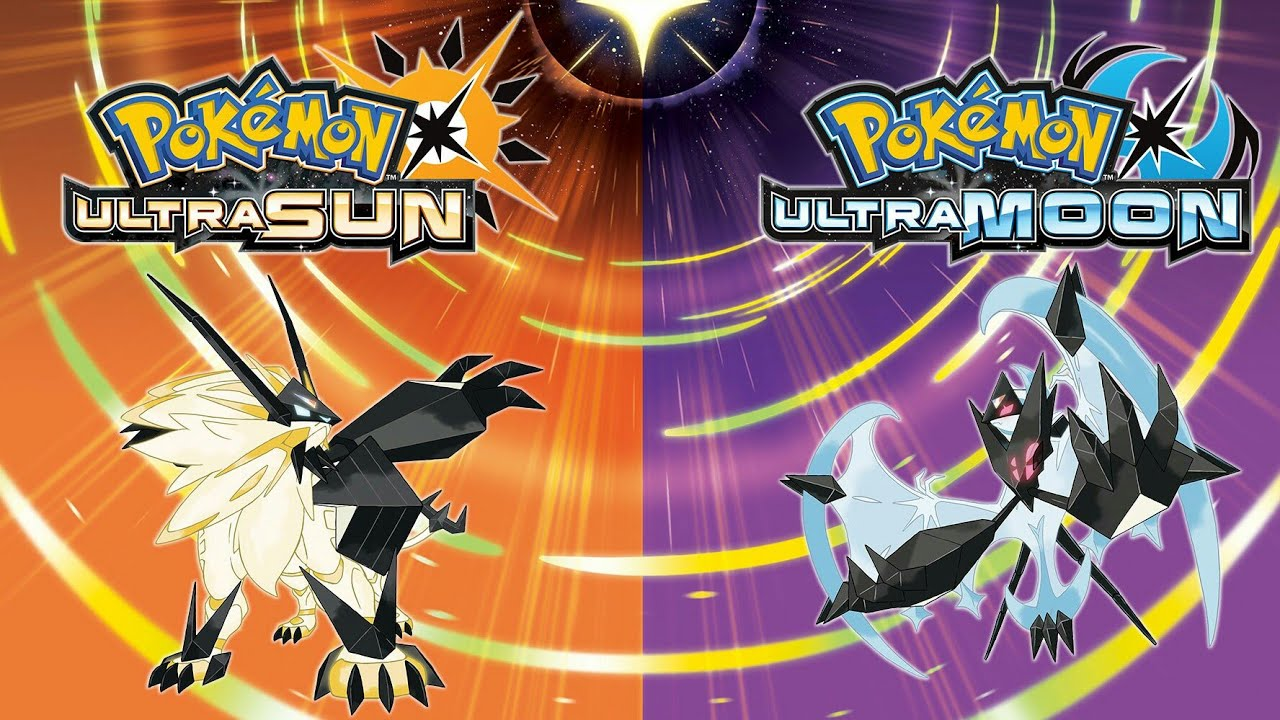 Pokemon Ultra Sun And Ultra Moon Rom Download 3ds Youtube