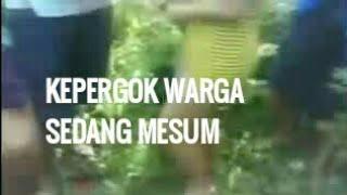 Download Video PRIA DAN WANITA INI KEPERGOK WARGA SEDANG MESUM MP3 3GP MP4