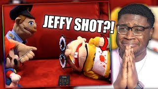 THE END OF JEFFY?!   SML Movie: Invisible Jeffy Reaction!