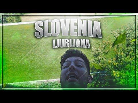 Vlog #2 Hello Ljubljana Slovenia !