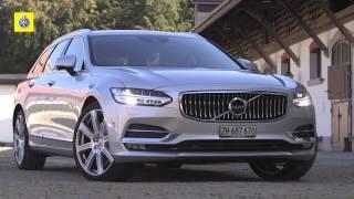 Volvo V90 - Test de voiture