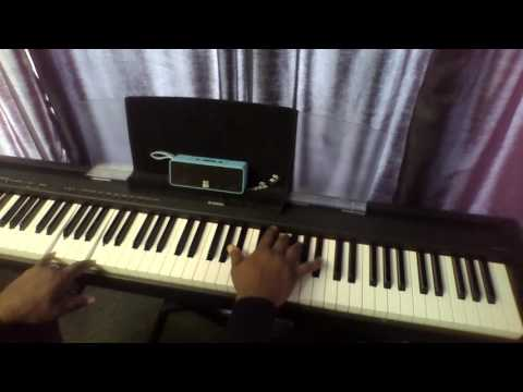 Piano Tutorial on I don't mind waiting by William McDowell
