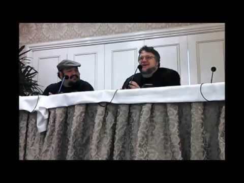 THE BOOK OF LIFE talk with Jorge Gutierrez & Guillermo del Toro