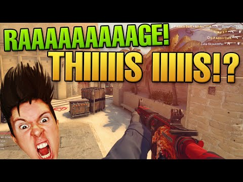 CS:GO THIIIIS IIIIS ULTRA RAAAAAAAGE! biBa am absoluten Limit!