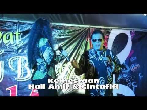 """Nama Lagu:  """" Kemesraan """" -  Nyanyian:   Hail Amir Dan Cintafifi"""