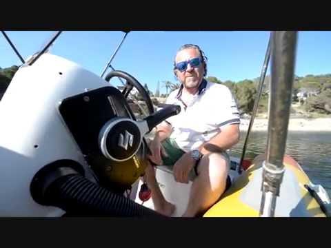 Tutoriales Ibiza Sea Breeze: MANEJO de los Yellow Boats