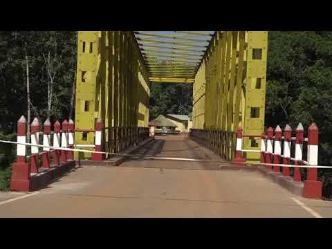 Liberia Guinea Border