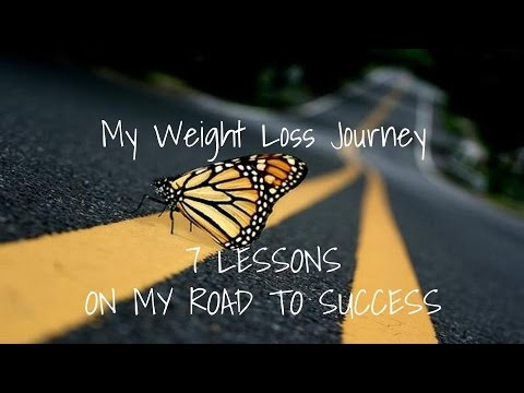 7 Lessons to Weight Loss Success