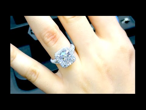 lane neil carat band red wedding of photos with diamond engagement awesome rings