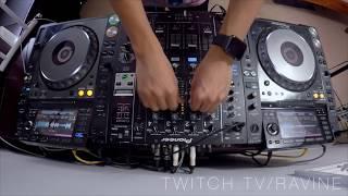 DJ Ravine's 2015 Mega Mix (Yes I know it's 2016)