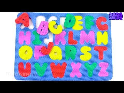 Учим Английский Язык Алфавит|Буквы английского алфавита|Профессии по алфавиту для детей