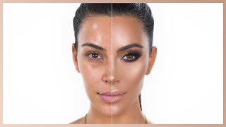 POWER OF MAKEUP: KIM KARDASHIAN WEST | NikkieTutorials