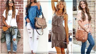 STUNNING SPRING / SUMMER OUTFITS | LOOKBOOK | FASHION TRENDS 2018