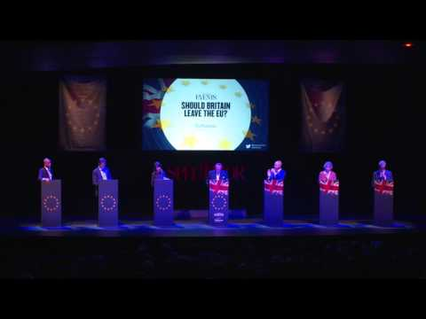 The Spectator Debate: Should Britain leave the EU?