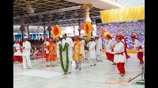Ashadi Ekadashi Celebrations at Prasanthi Nilayam, Morning Program - 4 July 2017