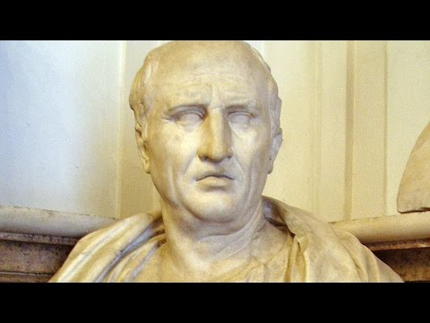 Law and Justice - Cicero and Roman Republicanism - 12.2 Cicero and Greek Philosophy