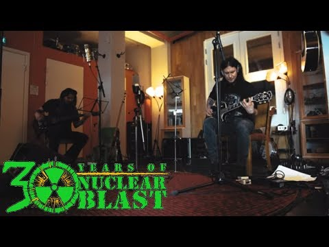 ENSLAVED - The Recording Process (OFFICIAL...