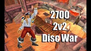 Disc Priest Arena 2700 WOTLK 3.3.5 Warmane. ft. Sidnoth