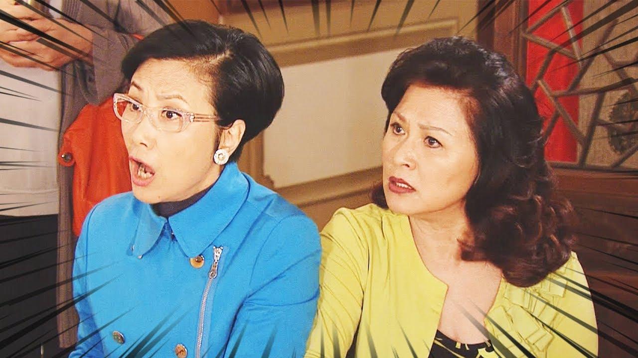 巴不得媽媽爆笑重溫 | 完美示範 如何同時討好阿媽與外母 - YouTube