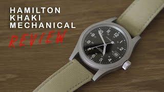 The Perfect Casual Swiss Watch? Hamilton Khaki Mechanical Review