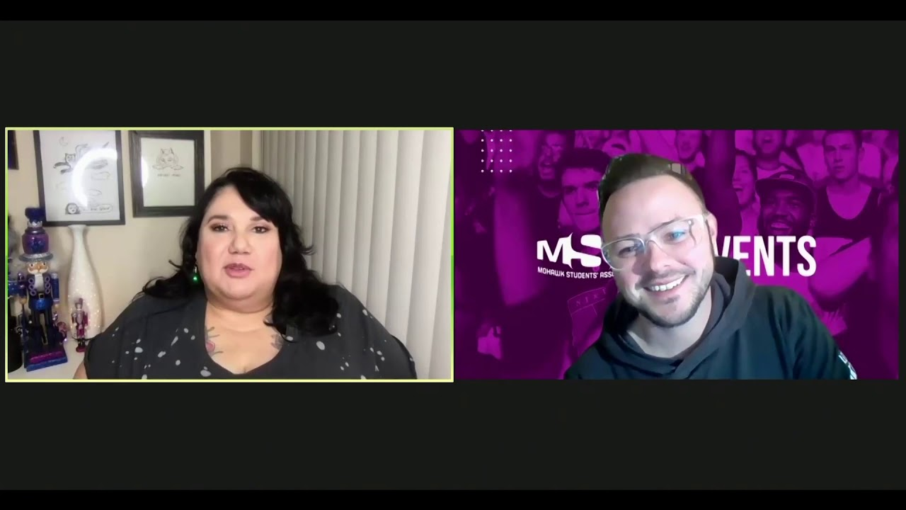 Listen & Engage: MSA Speaker Series With Candy Palmater
