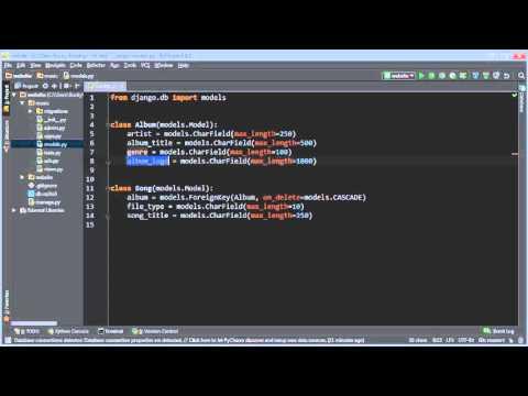 Django Tutorial for Beginners - 9 - Database API