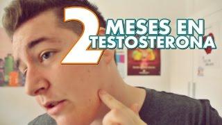 2 MESES EN TESTOSTERONA | Guillem