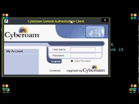 BAU Cyberoam Hack easily by students (SOD presents)