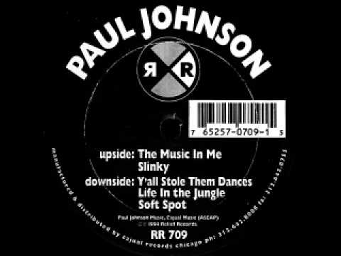 Paul Johnson - The Music In Me