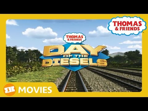 Thomas And Friends UK: Day Of The Diesels Trailer
