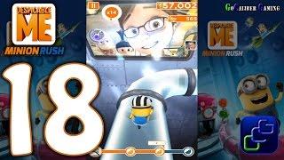 Despicable Me Minion Rush Android Walkthrough - Part 18 - Gru