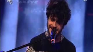 Emre SertKaya O Ses Türkiye  Çeyrek Final performansı
