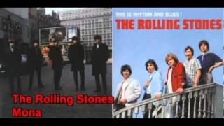 Rolling Stones Camden Theatre 1964 Mona