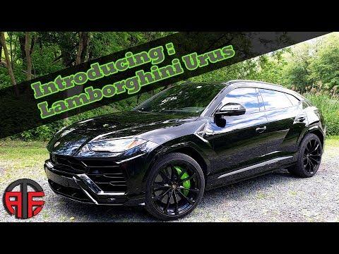 Introducing our 2019 Lamborghini Urus