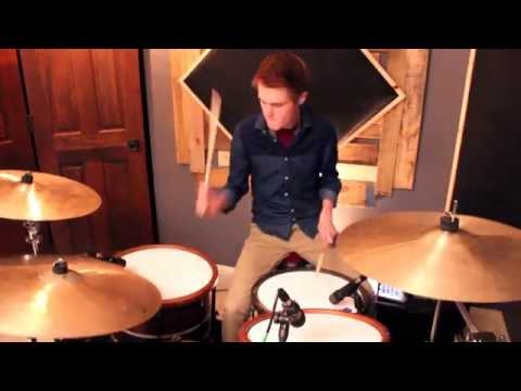 On the throne - Desperation Band - Drum cover