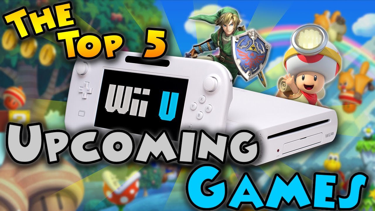 Out For Wii U Games : Top nintendo wii u upcoming games worth buying a