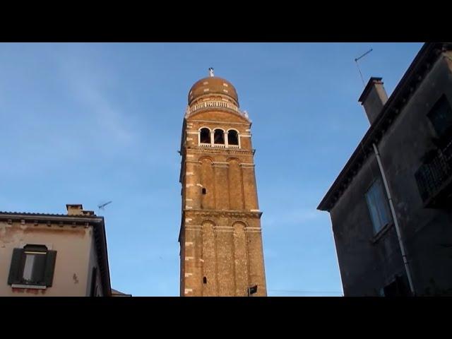 Campane di Venezia - Sestiere di Cannaregio, Chiesa della Madonna dell'Orto
