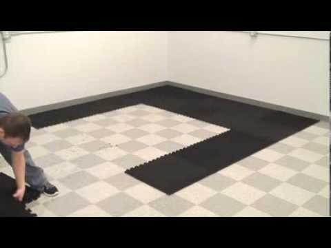 Soft Carpet Interlocking Trade Show Flooring Youtube