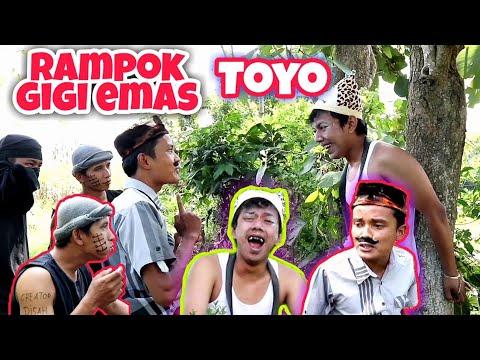 Download RAMPOK GIGI EMAS MILIK TOYO    KOMEDI MADURA